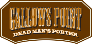 Callows Point Dead Man's Porter tap handle magnet.