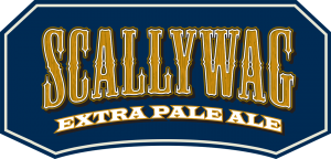 Scallywag Extra Pale Ale tap handle magnets.