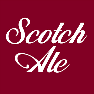 "Scotch Ale 2"" x 2"" tap handle magnet."
