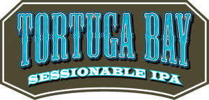 Tortuga Bay Sessionable IPA tap handle magnet.